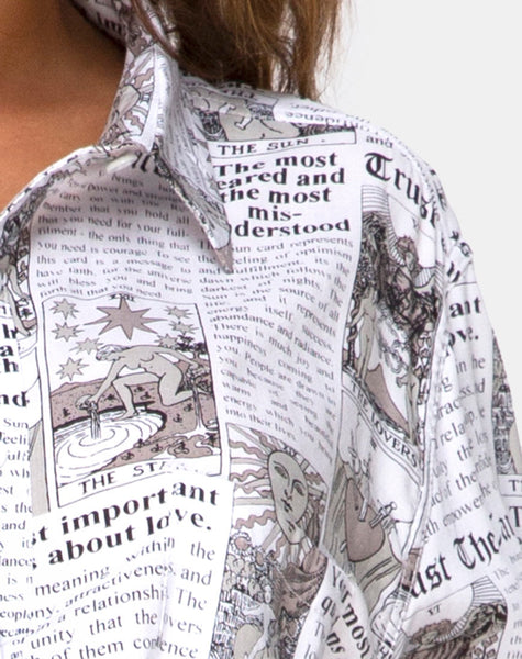 Oxford Shirt in Tarot by Motel