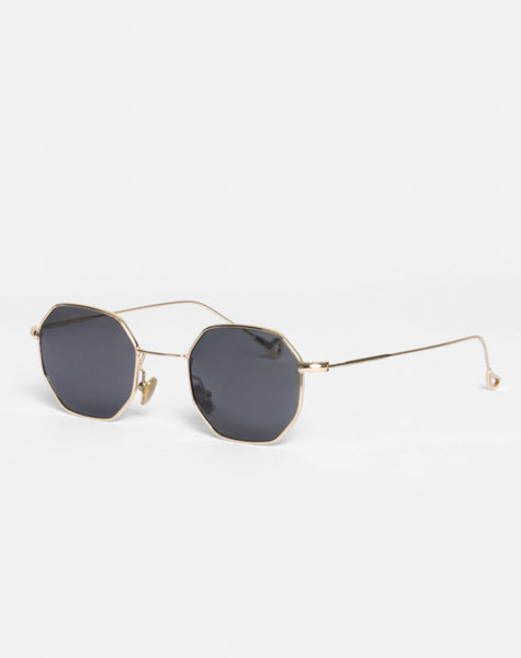 Pia Sunglasses in Gold by Motel