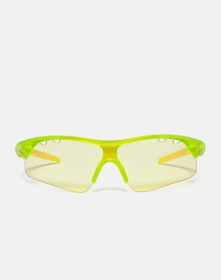 Extreme Sunglasses in Yellow by Motel