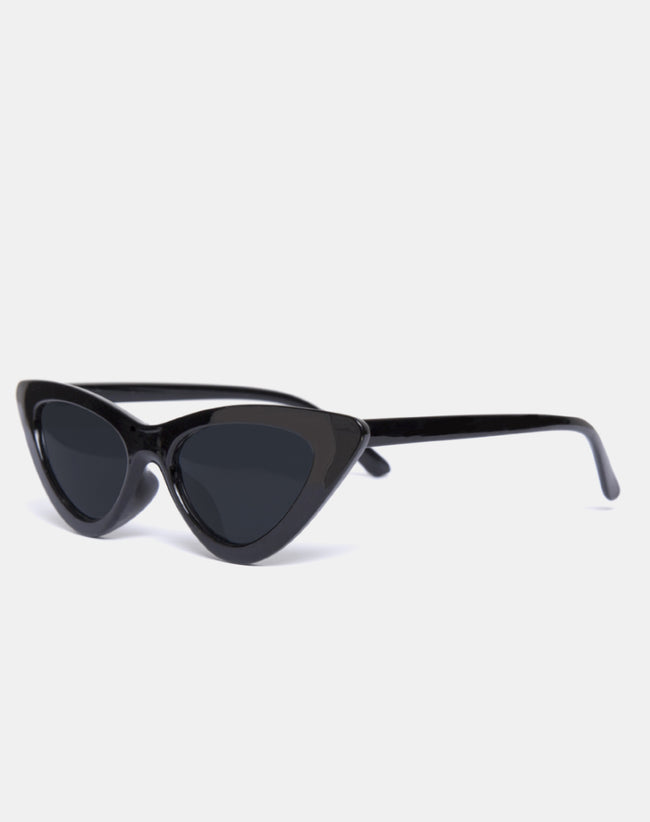 Kylie Sunglasses in Black Grey by Motel