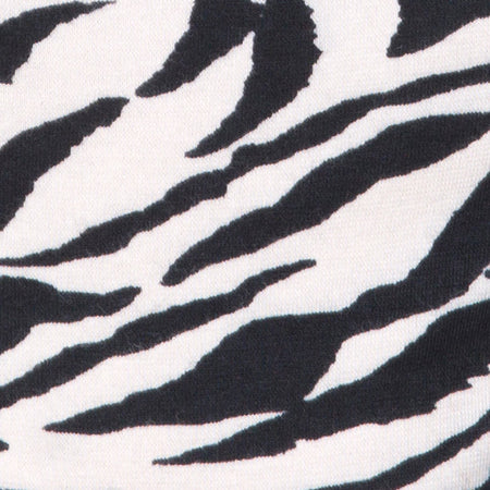 Sol Bodice in 90's Zebra by Motel