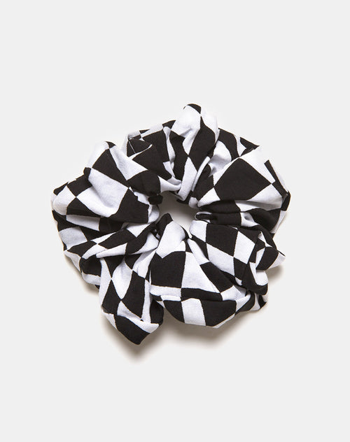 Scrunchie in Square Flag by Motel