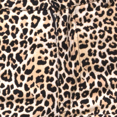 Ultimate Jeans in Rar Leopard Brown by Motel