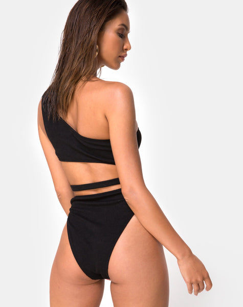 Vixie Swimsuit in Black
