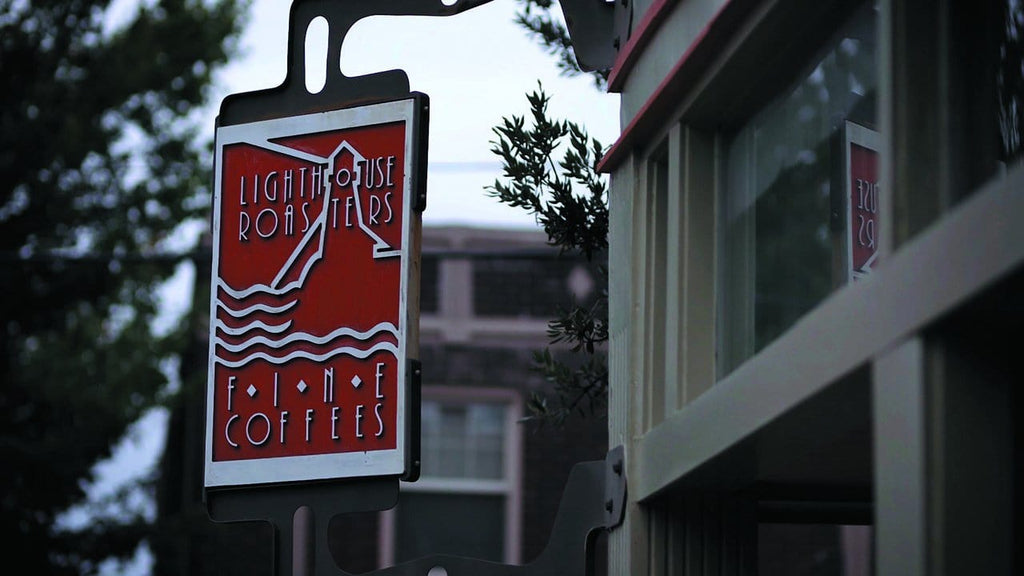 A Beacon for Local Coffee Lovers