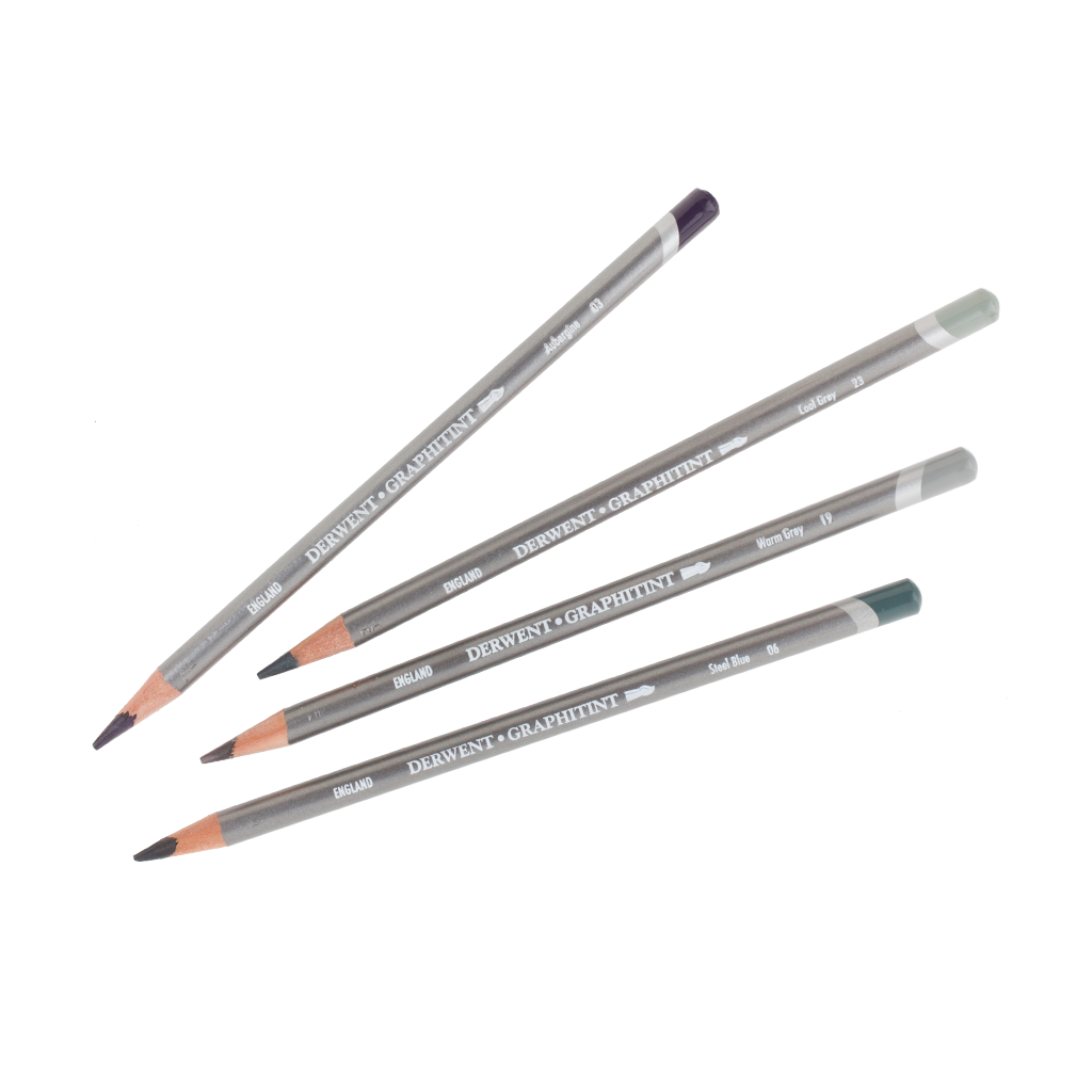 Derwent® Graphitint® 24 Pencil Set