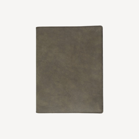 The NORTHGATE™ Refillable 2020 Agenda - Large - Slate Grey