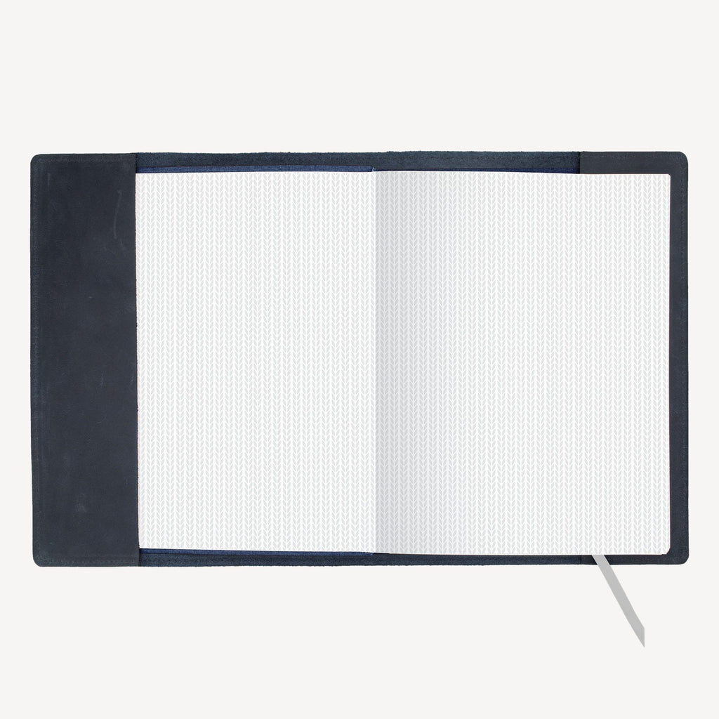 The NORTHGATE™ Refillable 2020 Agenda - Large - Indigo