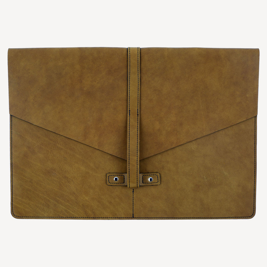 The BELLTOWN™ Laptop Sleeve - Olive