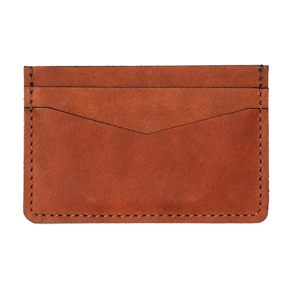 The BAINBRIDGE™ Card Case - Cognac