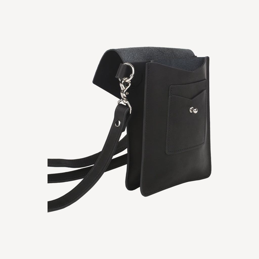 The BALLARD™ Mini Crossbody - Midnight