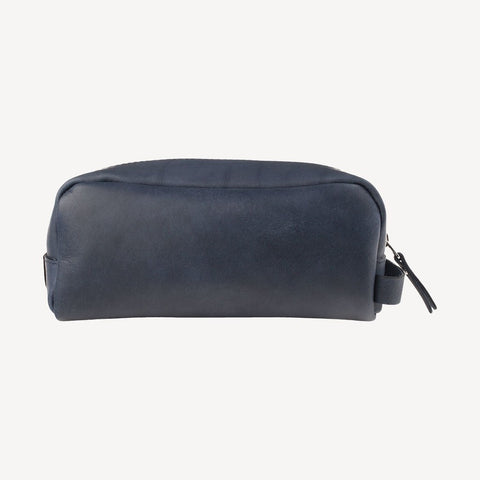 The GREENWOOD™ Dopp Kit - Indigo
