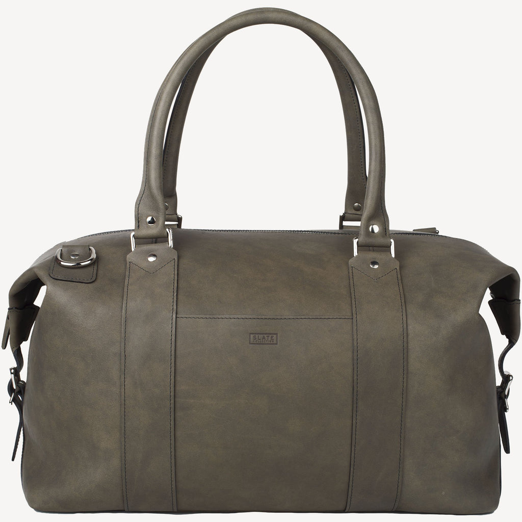 The MADRONA™ Duffel - Slate Grey