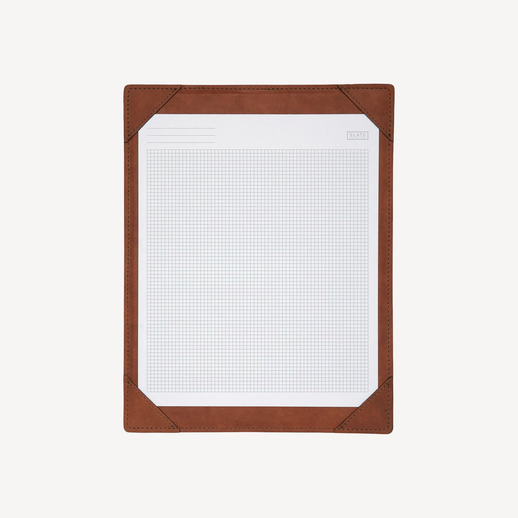 The ELLIOT BAY™ Folio - Large - Cognac
