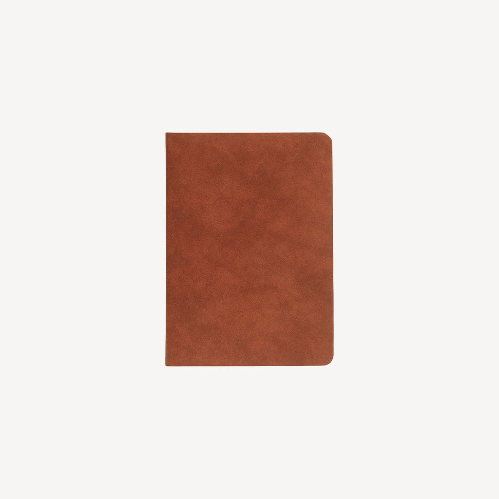 The MERCER™ Journal - Small - Cognac