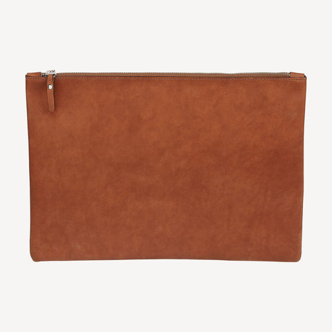 The FREMONT™ Pouch - Large - Cognac