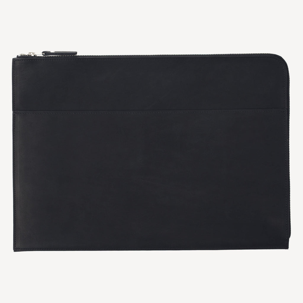 The FREMONT™ Zip-Around Pouch - Large - Midnight