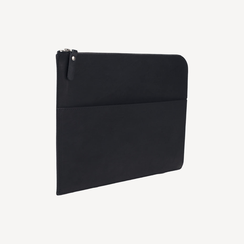 The FREMONT™ Zip-Around Pouch - Medium - Midnight