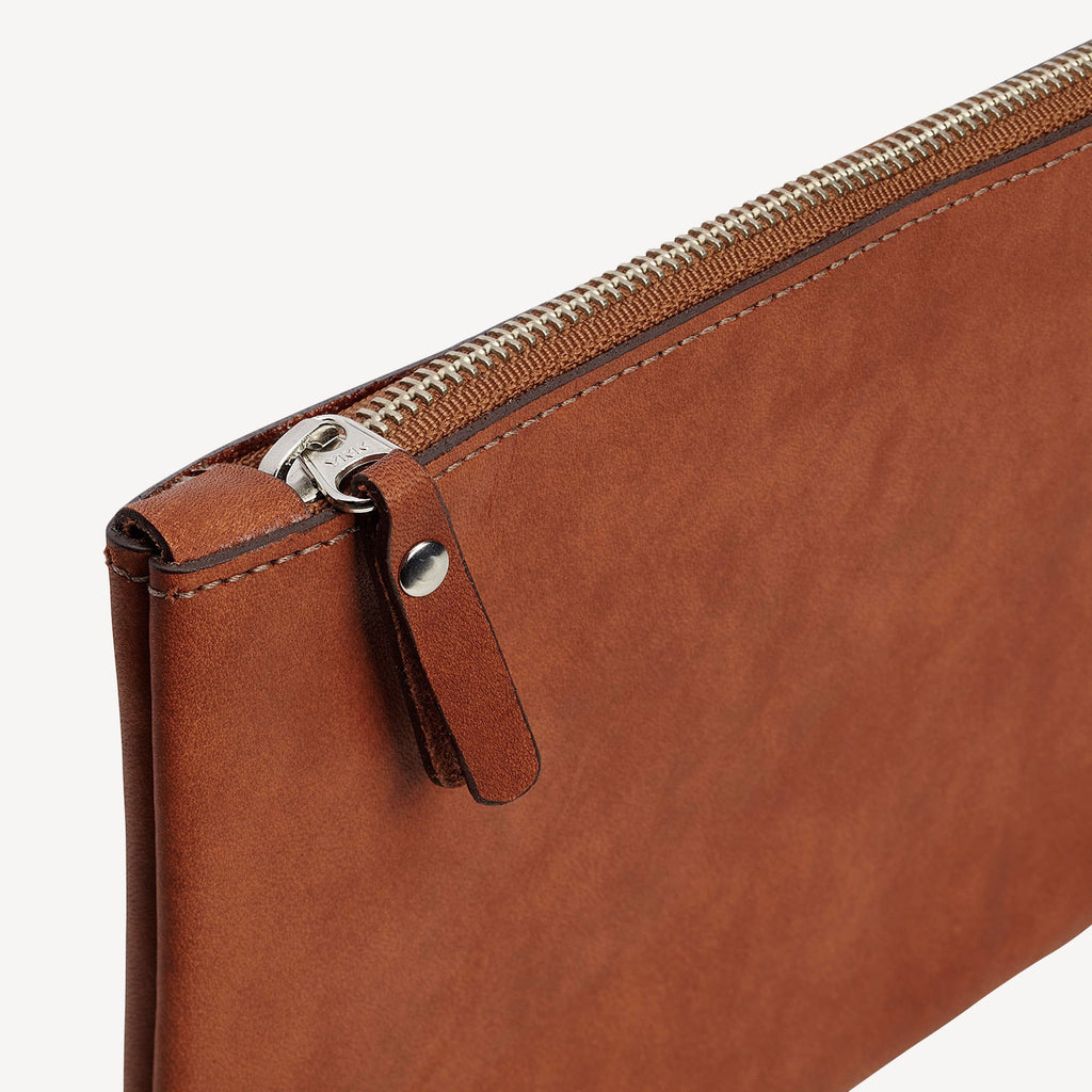 The FREMONT™ Pouch - Small - Cognac