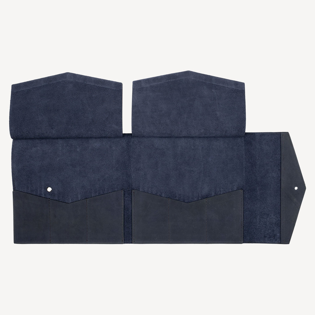 The VERNON™ Pencil Carrier - Indigo