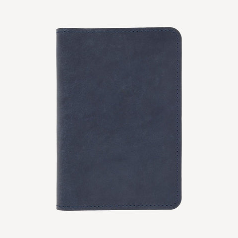 The SAND POINT™ Passport Holder - Indigo