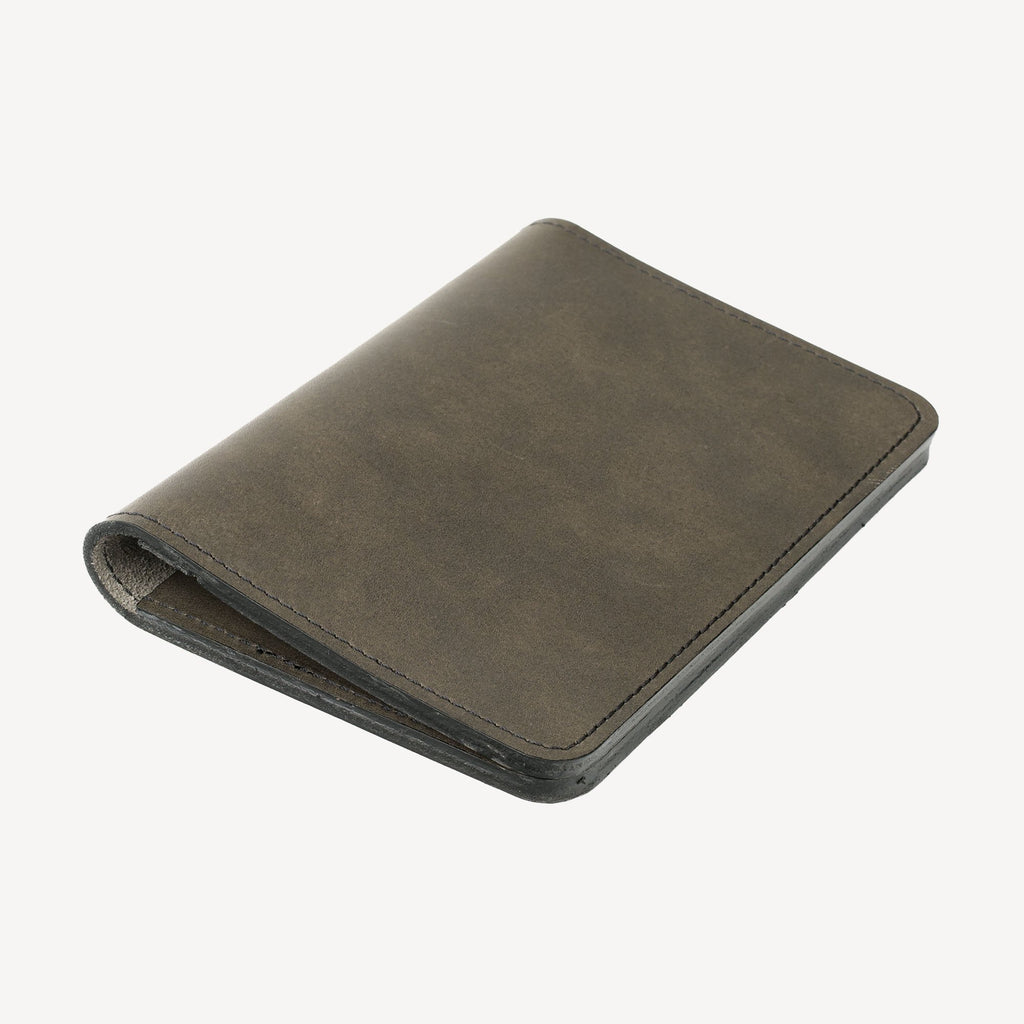 The SAND POINT™ Passport Holder - Slate Grey