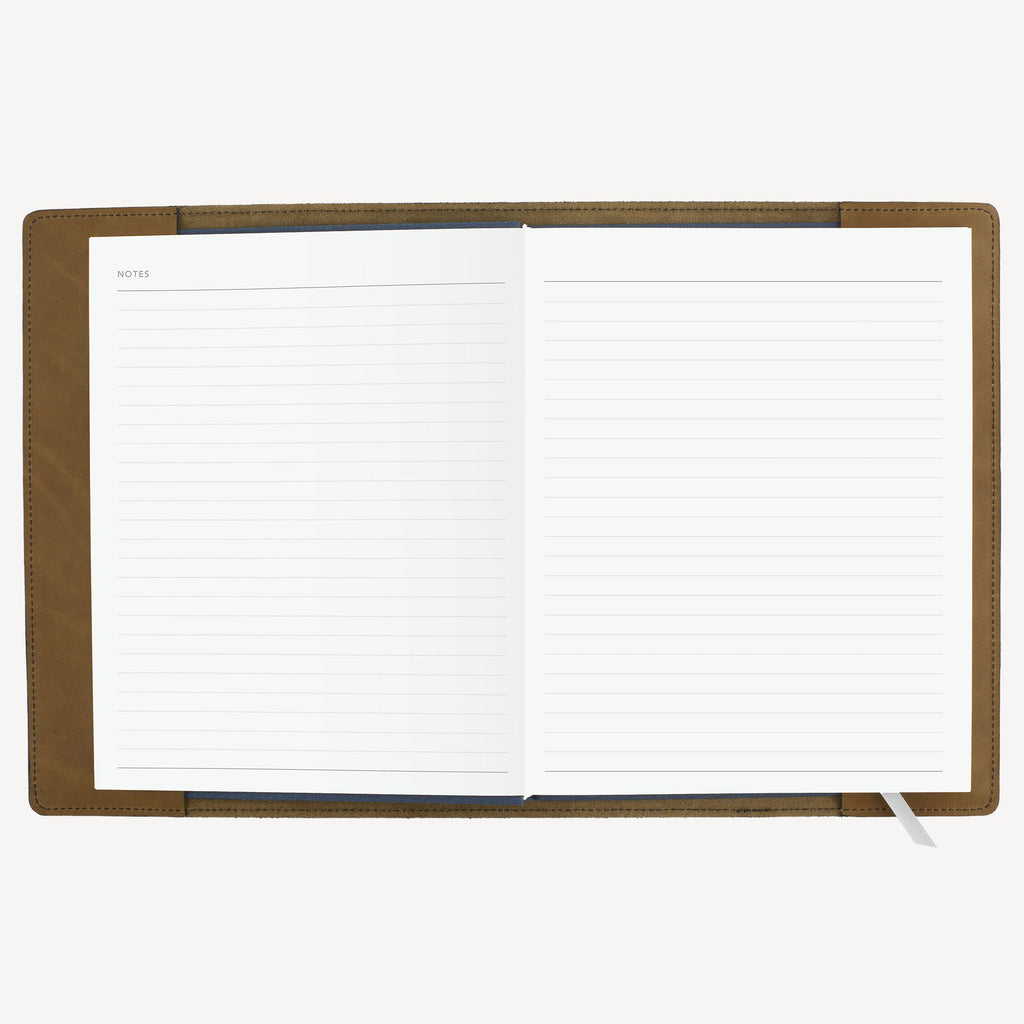 The NORTHGATE™ Refillable 2019 Agenda - Large - Olive