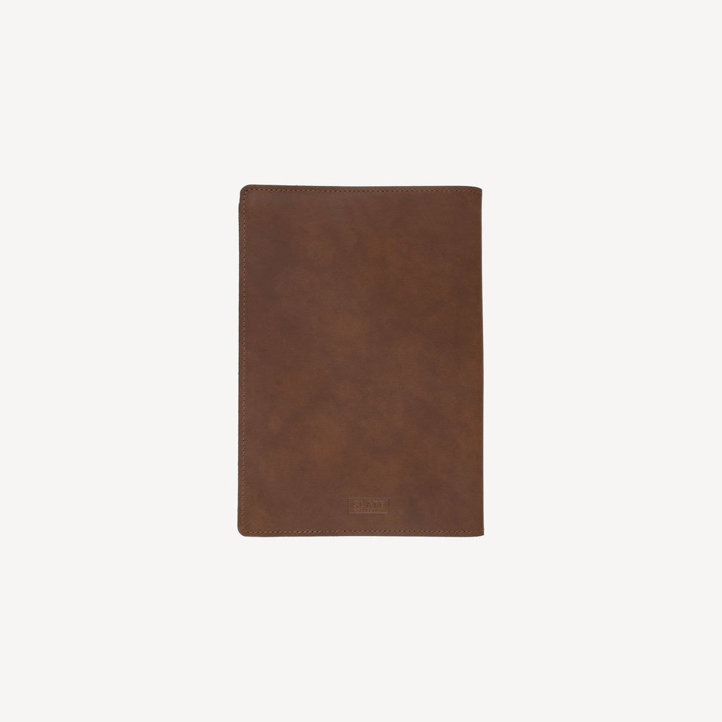 The MERCER™ Refillable Journal Bundle - Small - Chocolate