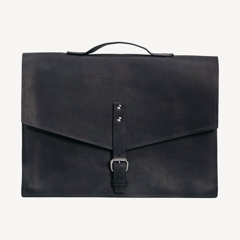 The REDMOND SATCHEL™ - Medium - Midnight