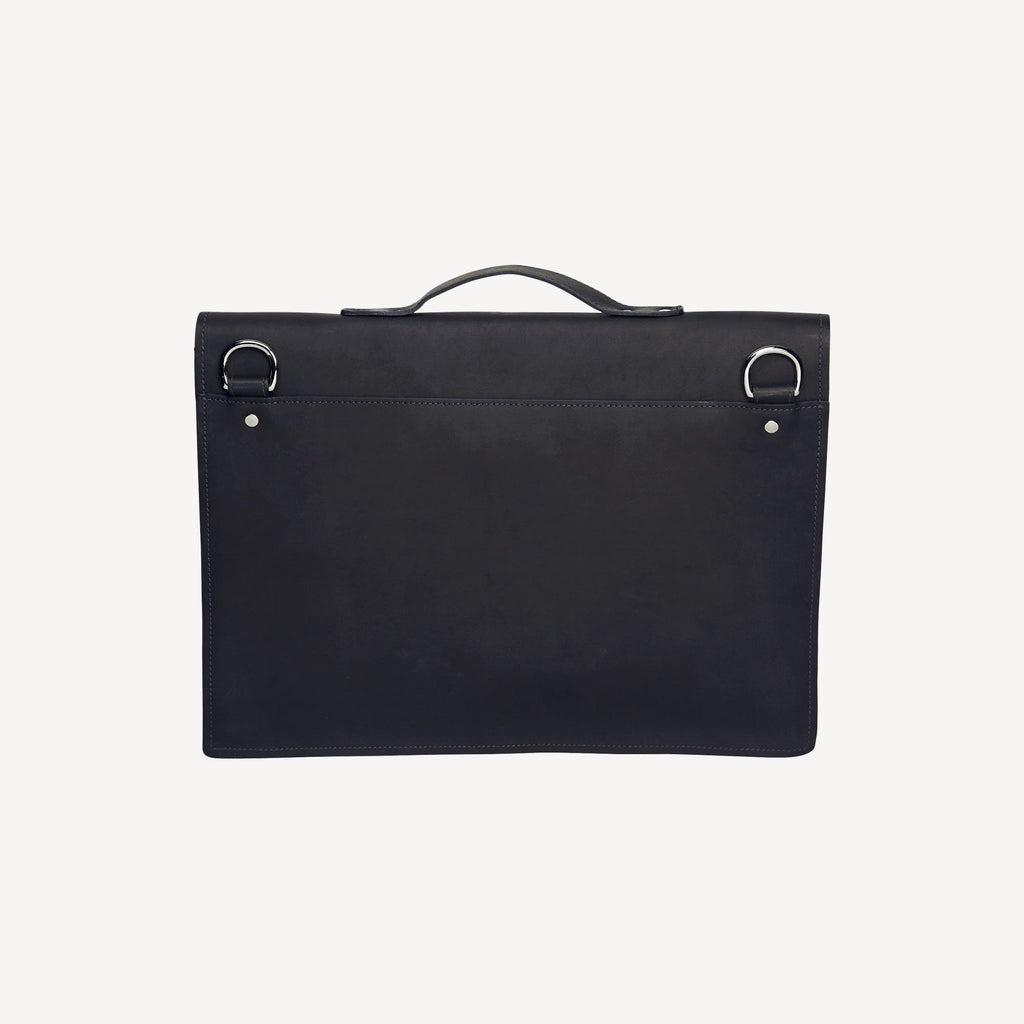 The REDMOND SATCHEL™ - Small - Midnight