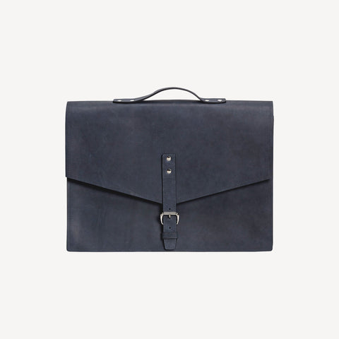 The REDMOND SATCHEL™ - Small - Indigo