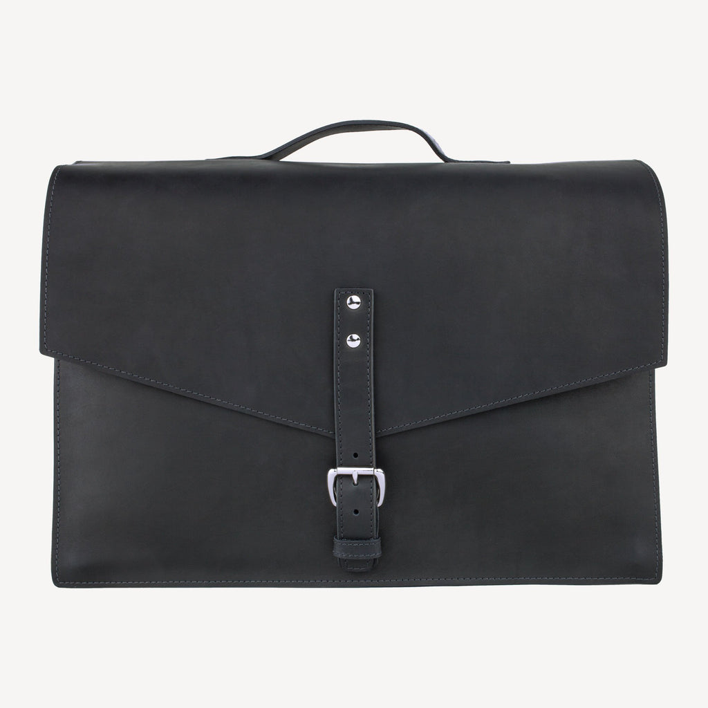 The REDMOND SATCHEL™ - Large - Midnight