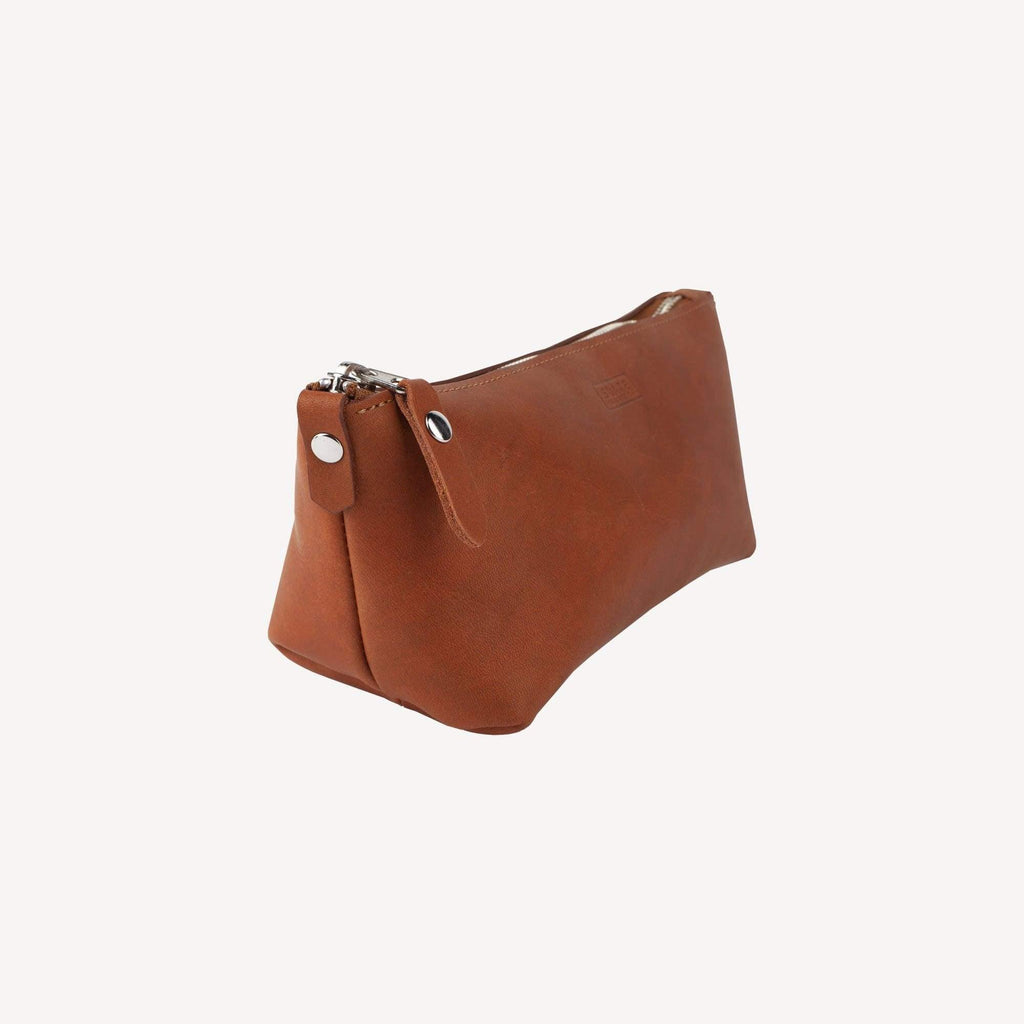 The DAWSON™ Accessory Pouch Gift Set - Cognac
