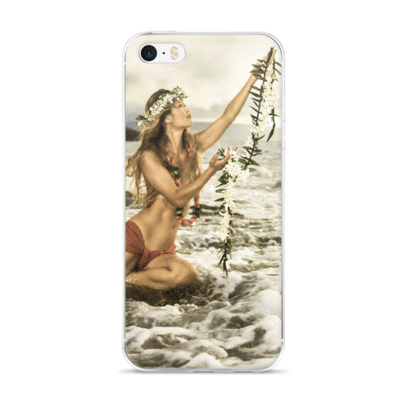 "iPhone case ""Mermaid For You"""