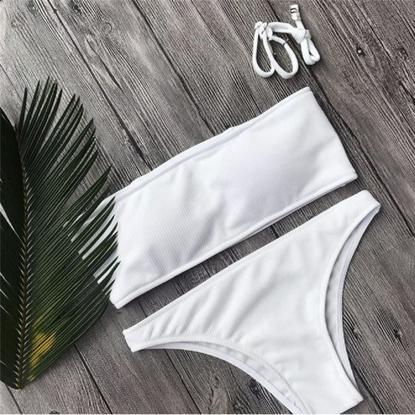 The Vera Bandage Bikini Set