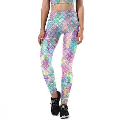 The SIFERIA Leggings & Bra Ensemble