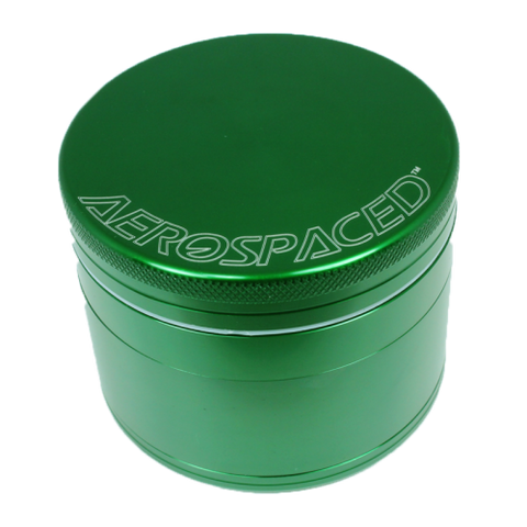 Aerospaced 4 Piece Grinder - Grinders