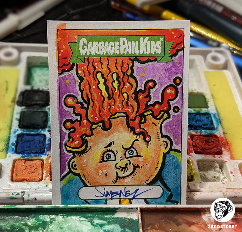 Garbage Pail Kids 35th Anniversary Set Out Now!