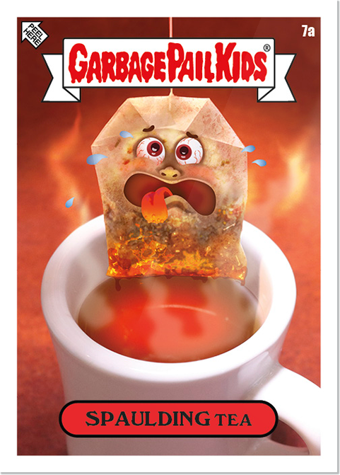 Only 3 hours left! Garbage Pail Kids Kitchen At Topps!
