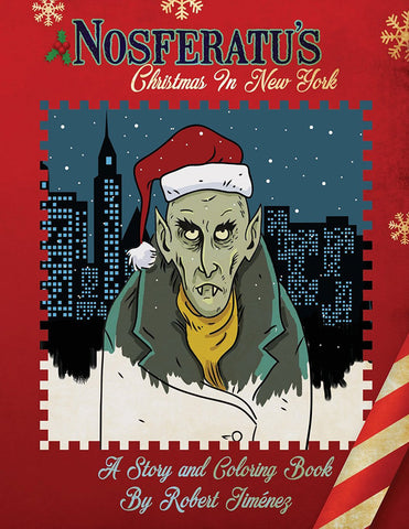 Nosferatu's Christmas In New York