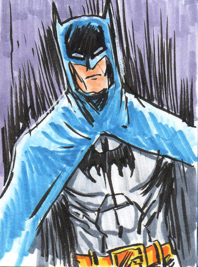 Batman Sketch Card 2