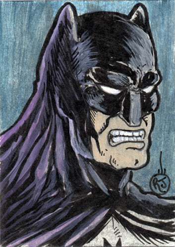 Batman Sketch Card 5