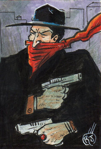 The Shadow Sketch Card 2