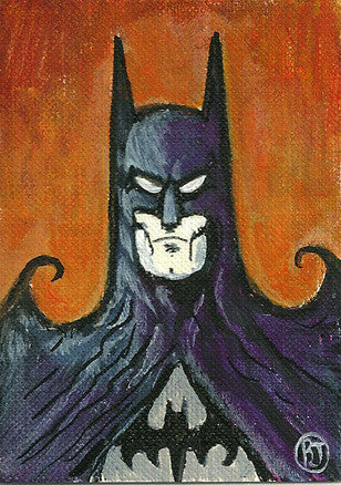 Batman Sketch Card