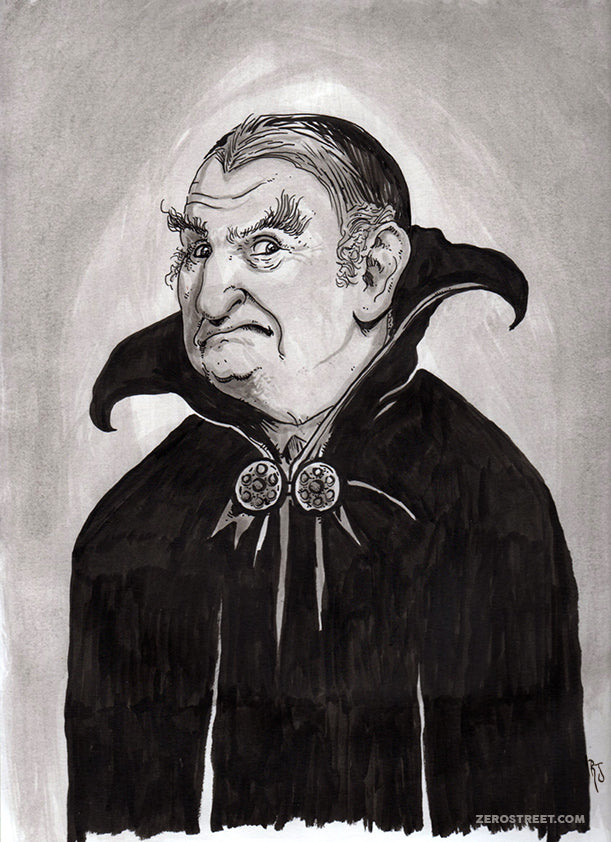 Grandpa Munster - Original