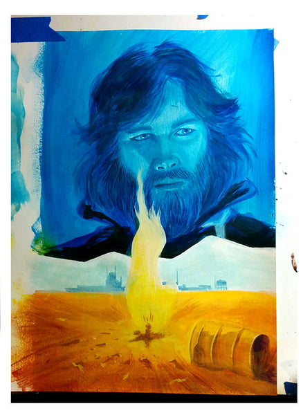 The Thing Artbook Original Art and Prints