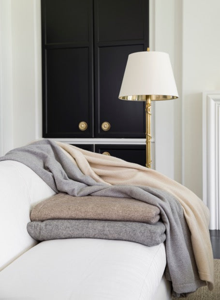 Finest Luxury Cashmere Blankets