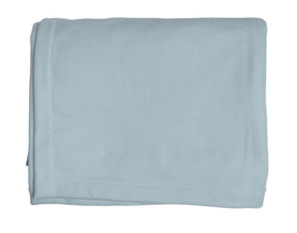 Seafoam Wool & Cashmere Blanket - Tribute Goods