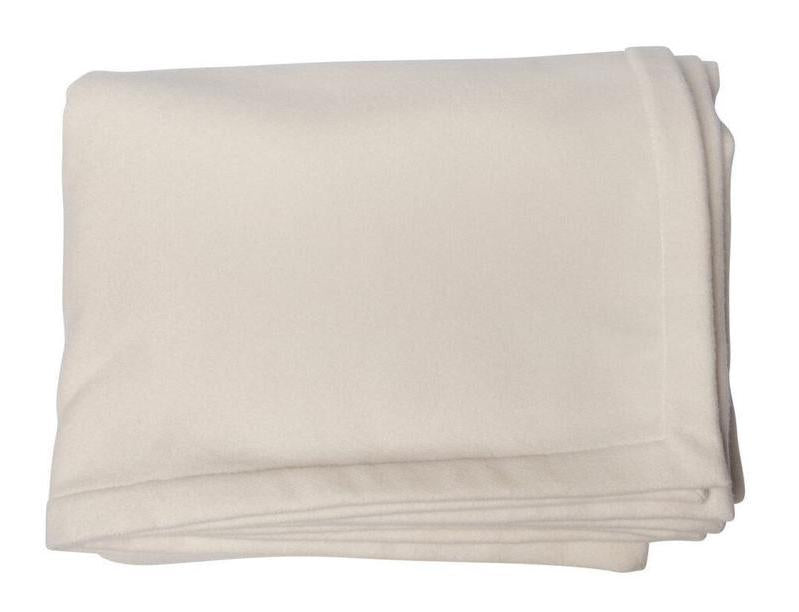 Ivory Cashmere Blanket - Tribute Goods