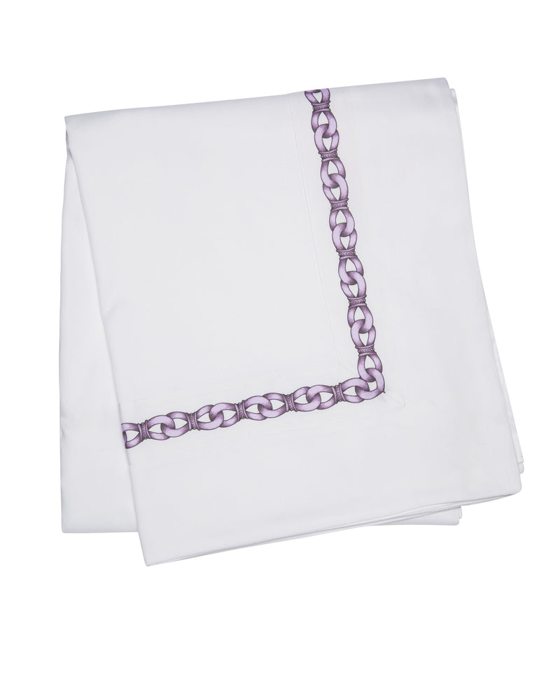 Acanthus Scroll Flat Sheet - Tribute Goods